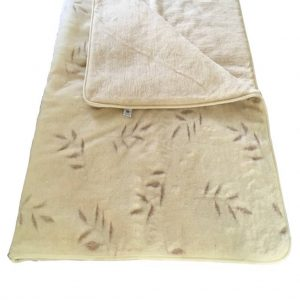 Woolmar gyapjú olivo takaró